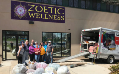 Zoetic Wellness Center GRAND OPENING October 7, 3-7pm!!!